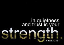 Quiet and Trust